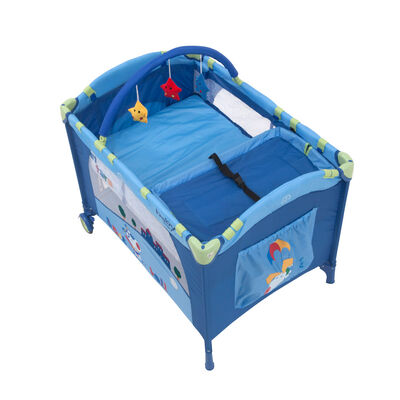 Cuna Corral Baby Way Bw-611A13