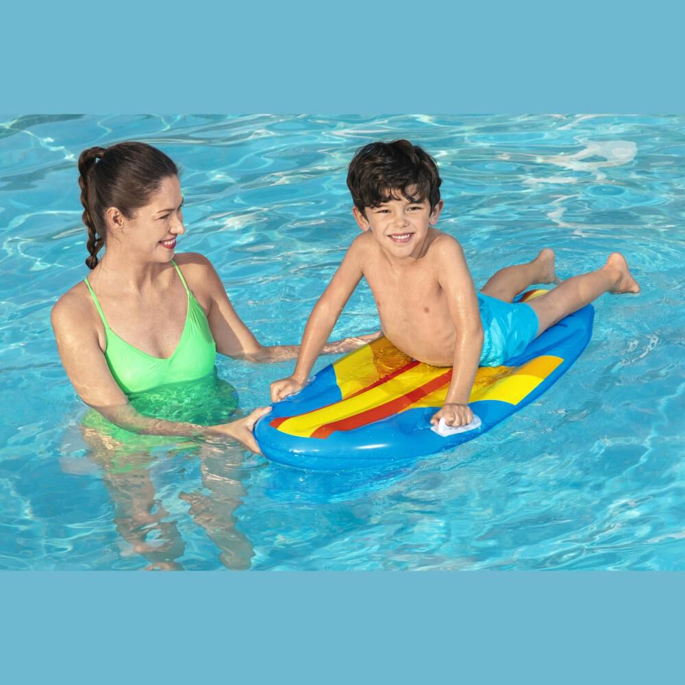 Tabla Inflable Sunny Rider Bestway 42046a image number 0.0