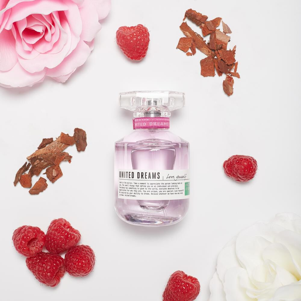 Perfume Love Yourself + Desodorante Benetton / 80 Ml / 150 Ml / Eau De Toillete image number 3.0