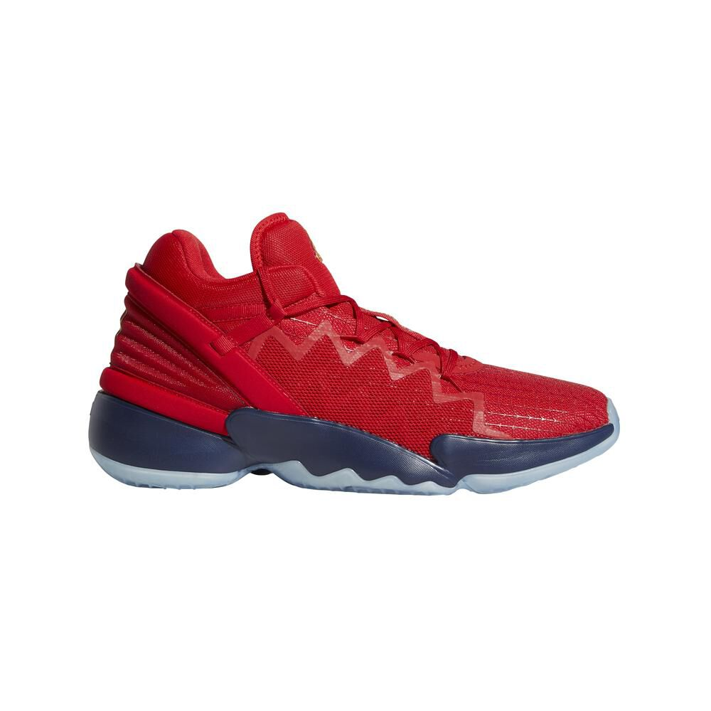 Zapatilla Basketball Hombre Adidas D.o.n. Issue 2 image number 1.0
