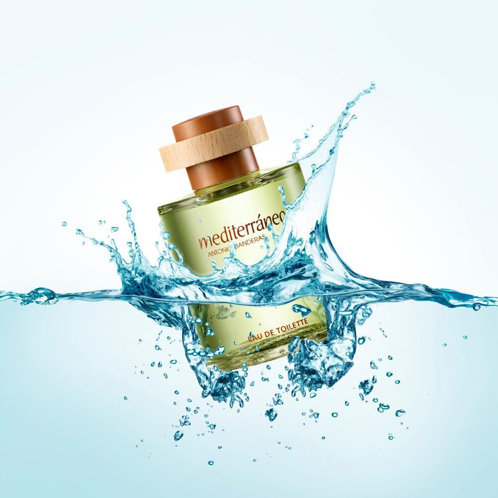 Perfume Mediterraneo Antonio Bandera / 50 Ml / Eau De Toillete + Desodorante image number 5.0