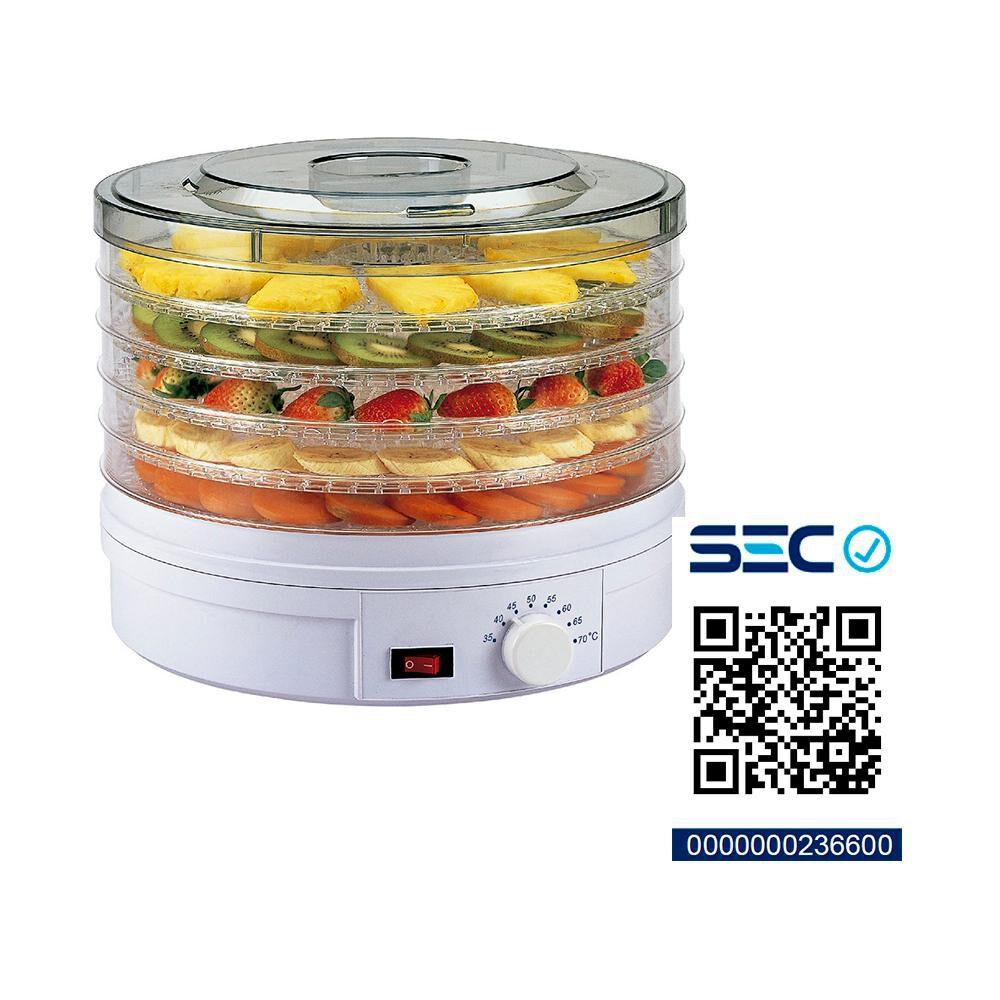 Máquina Deshidratadora De Alimentos Blanik Bda020 / 5 Bandejas image number 1.0