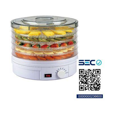 Máquina Deshidratadora De Alimentos Blanik Bda020 / 5 Bandejas