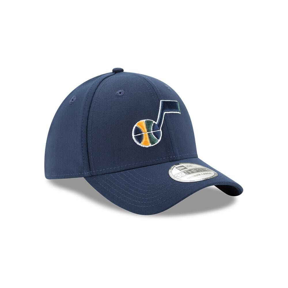 Jockey New Era 3930 Utah Jazz image number 1.0
