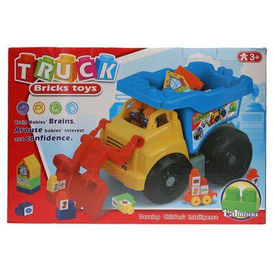 Camion Preescolar Brick Toys