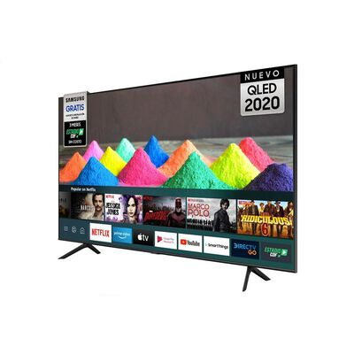 "Qled Samsung 55Q60 / 55"" / Ultra Hd / 4K / Smart Tv"