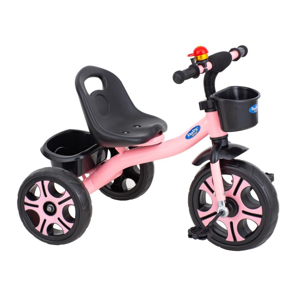 Triciclo Baby Way Bw-505P20 image number 0.0