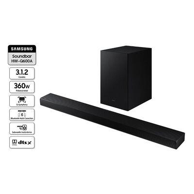 Soundbar Samsung Hw-q600azs