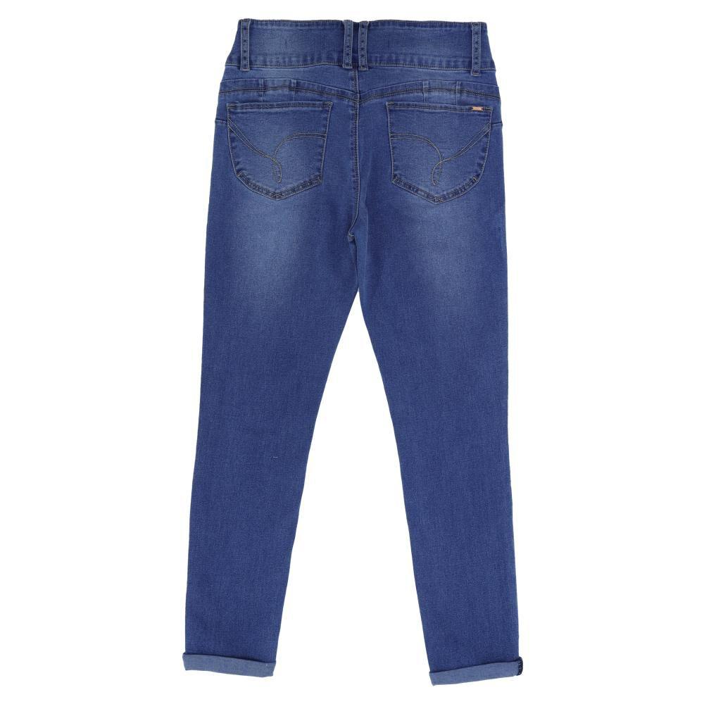 Jeans Niña Teen Red - Rock image number 1.0