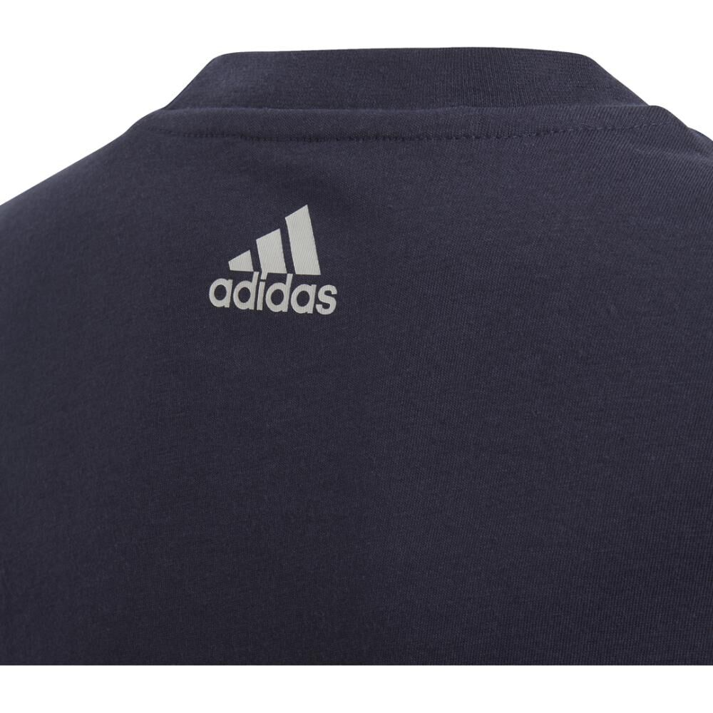 Polera Hombre Adidas Boys Graphic T-shirt image number 4.0