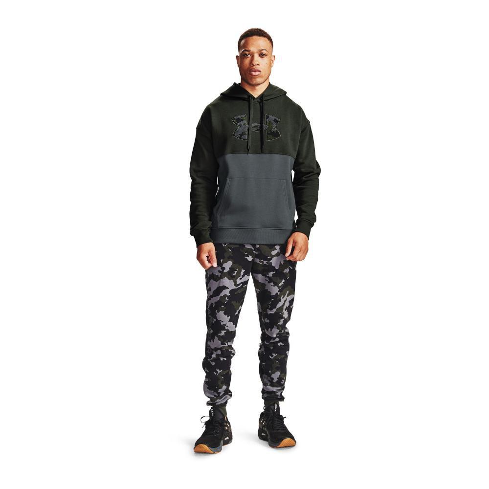 Pantalon De Buzo Hombre Under Armour image number 4.0