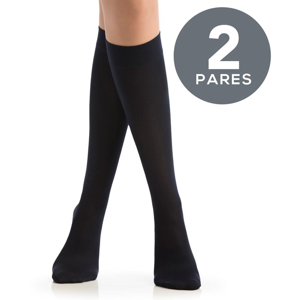 Calcetines Monarch / 2 Pares image number 0.0