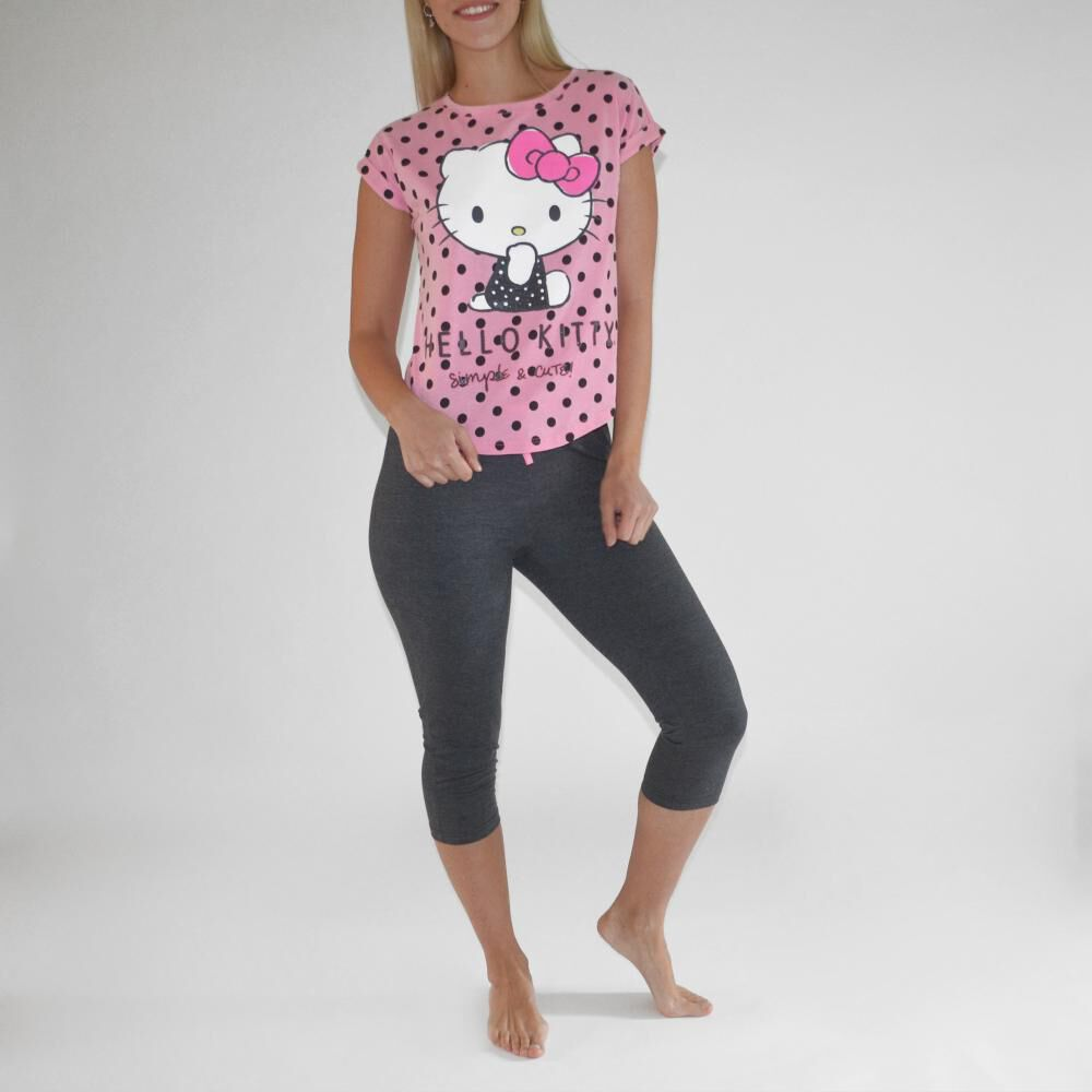 Pijama Mujer Hellow Kitty image number 0.0