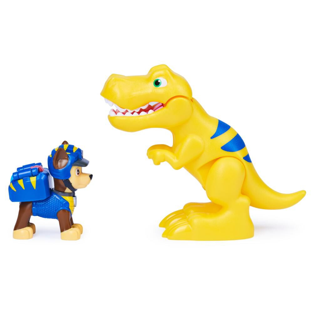 Figura Paw Patrol Chase Dino image number 2.0