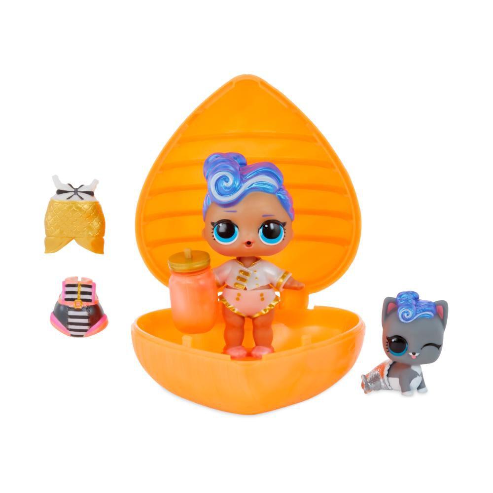 """Accesorios Muñeca L.O.L Muñeca Lol """"Bubbly Surprise"""" Naranja image number 5.0"""