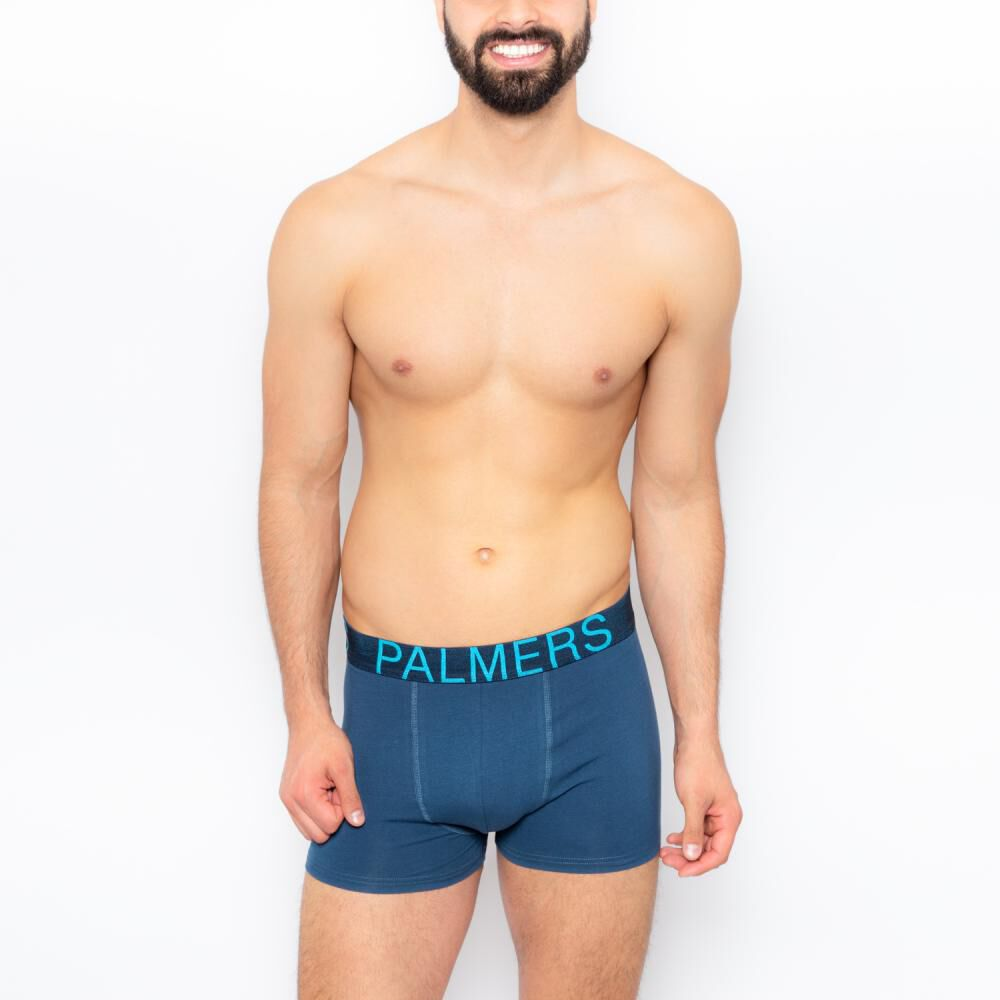 Pack Boxer Hombre Palmers / 5 Unidades image number 4.0