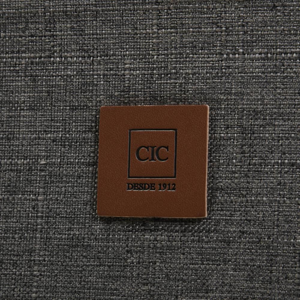 Cama Europea Cic Cocopedic / 2 Plazas / Base Normal + Set De Maderas + Textil image number 15.0