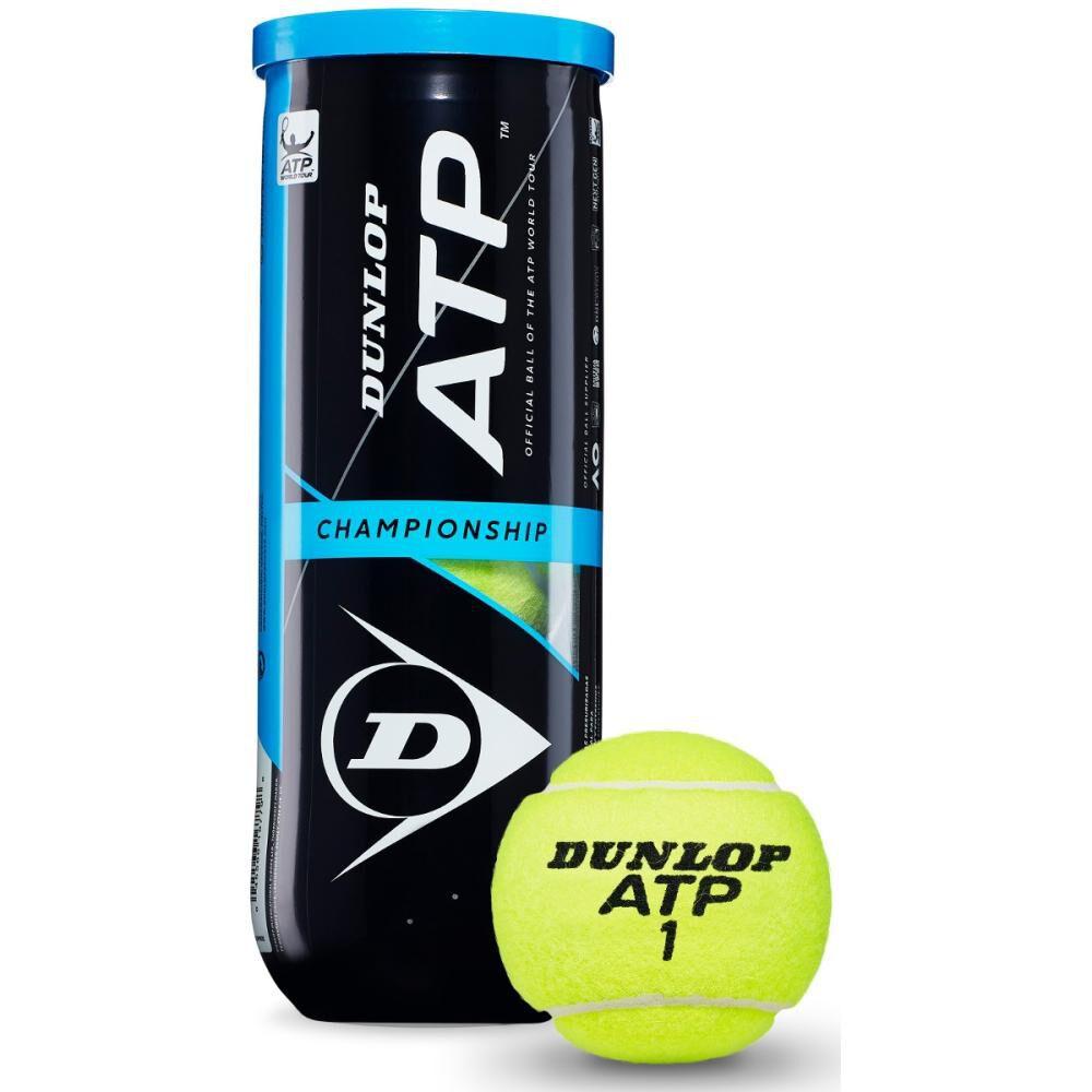 Pelotas De Tenis Tenis Unisex Dunlop Championship image number 0.0