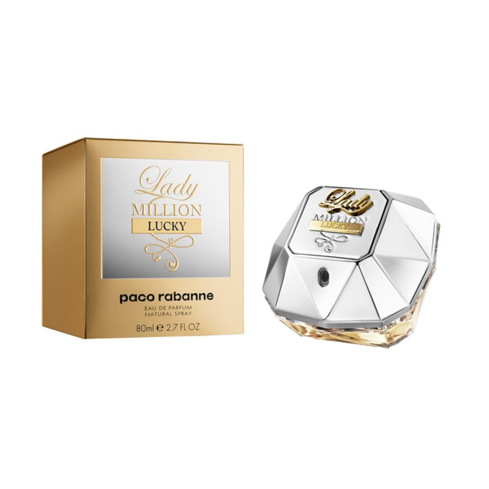 Lady Million Lucky EDP 80 ML image number 0.0