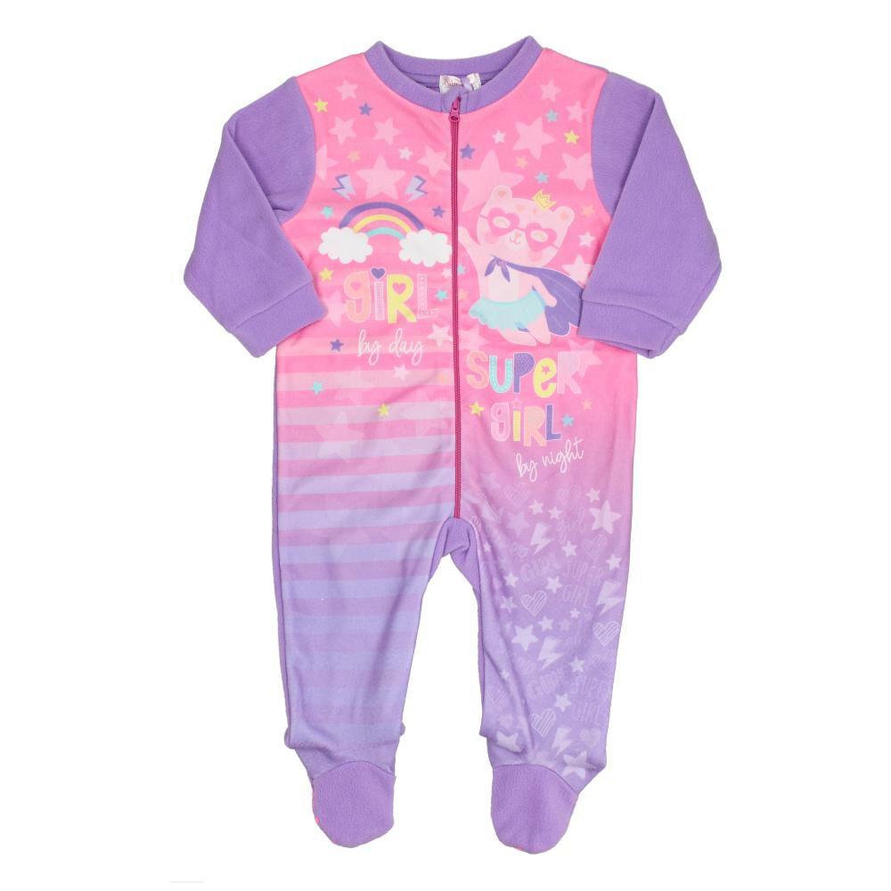 Pijama Bebe Niño Baby / 1 Pieza image number 0.0