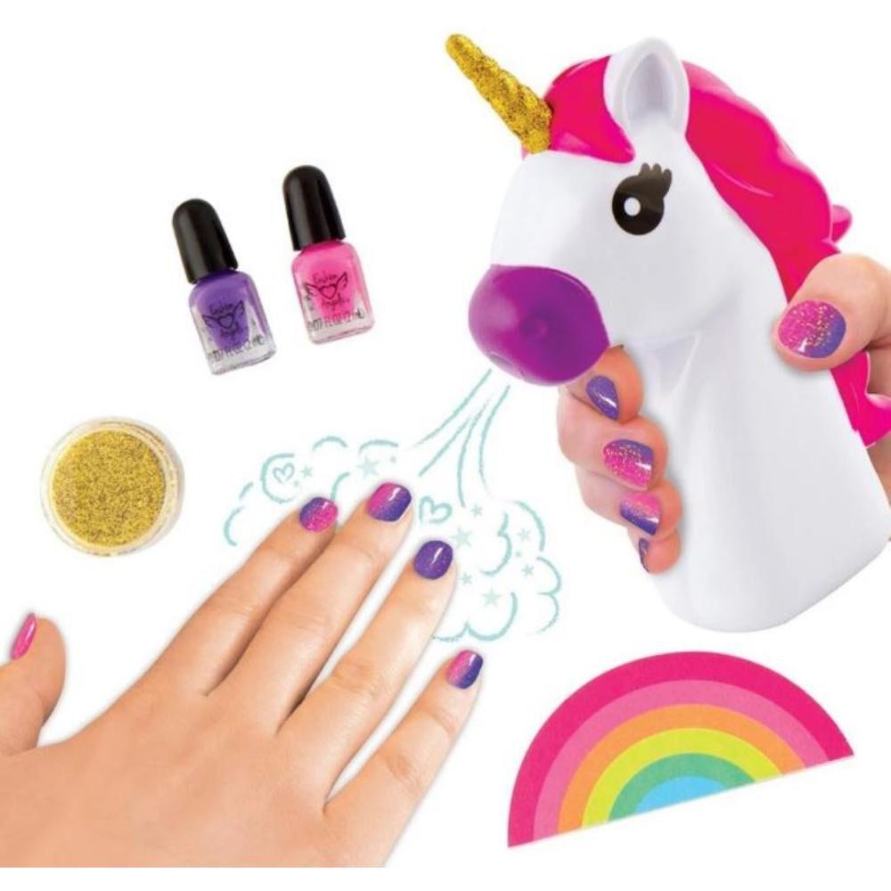 Set De Belleza Fashions Angels Nail Unicorn Magic image number 2.0