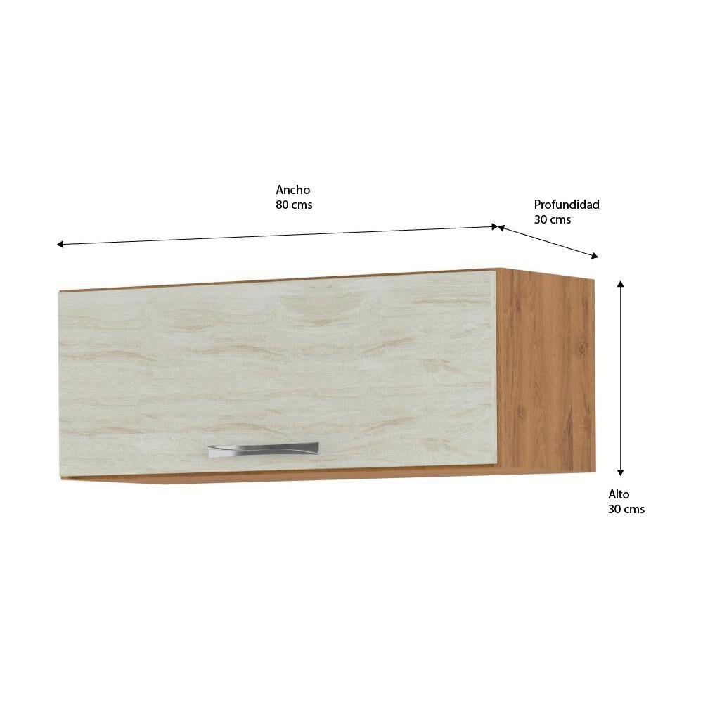 Mueble De Cocina Home Mobili Kalahari/montana / 1 Puerta image number 4.0