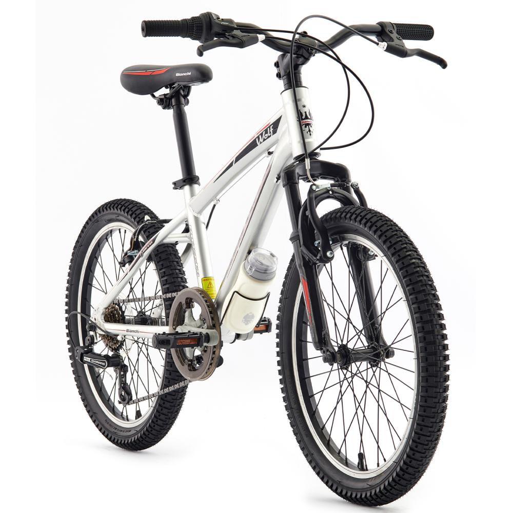 Bicicleta Mountain Bike Bianchi Wolf 20 Sx / Aro 20 image number 1.0