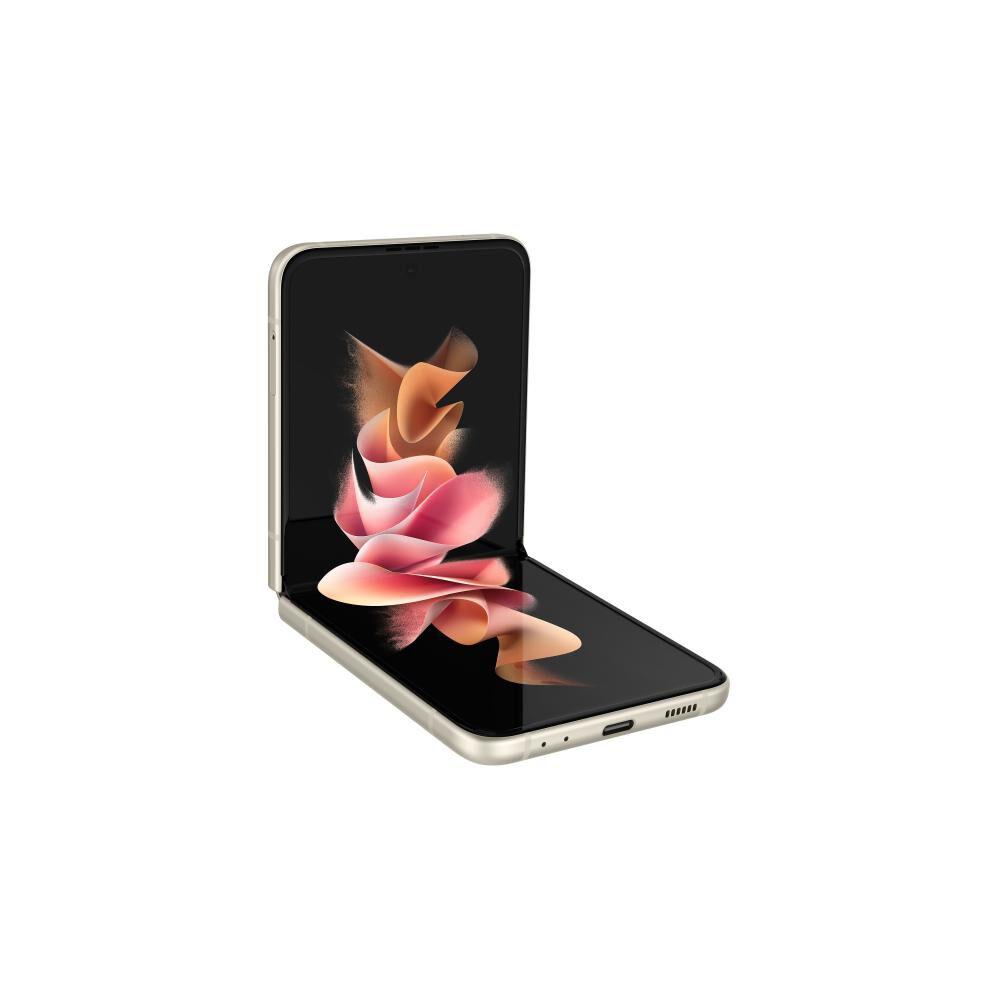 Smartphone Samsung Galaxy Z Flip 3 Crema / 128 Gb / Liberado image number 1.0