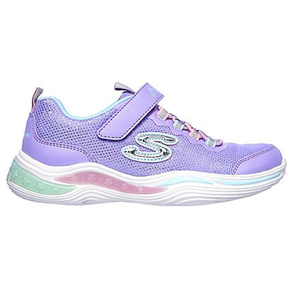 Zapatilla Niña Skechers Power Petals image number 1.0