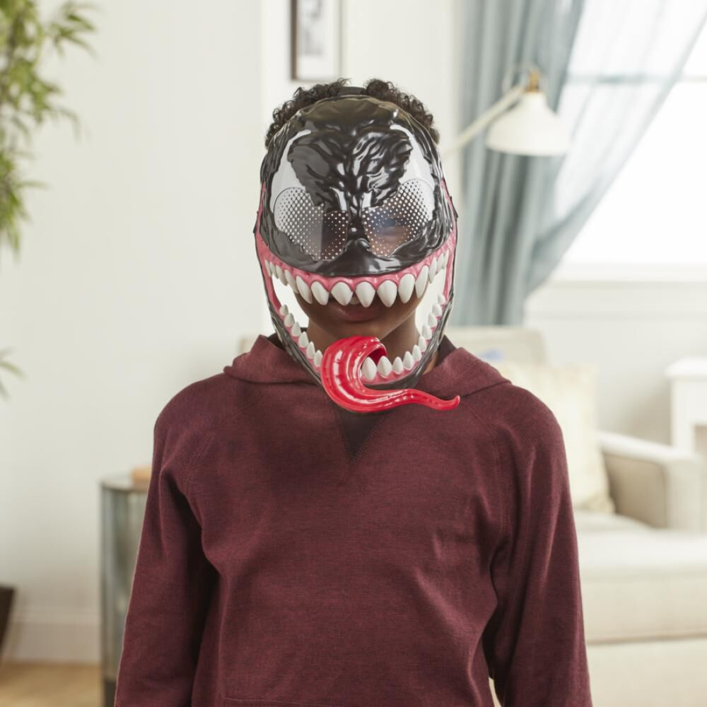 Juguete Interactivo Spiderman Venom Mask image number 3.0