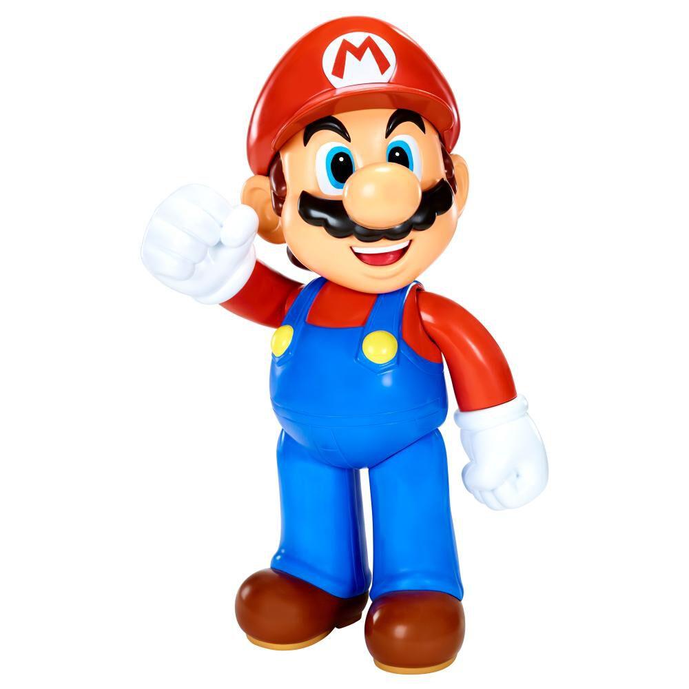 Figura Coleccionable Nintendo Figura Grande Super Mario image number 3.0