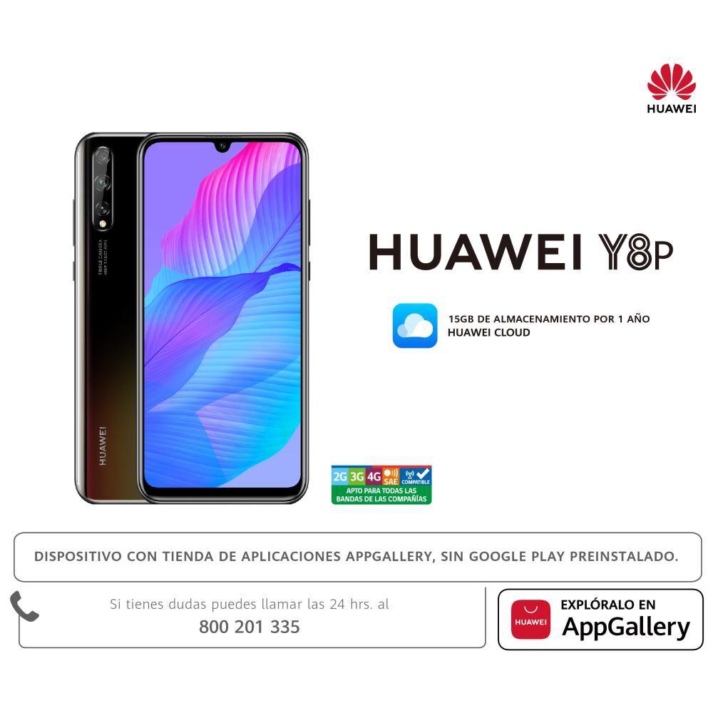 Smartphone Huawei Y8p 128 Gb / Liberado image number 5.0