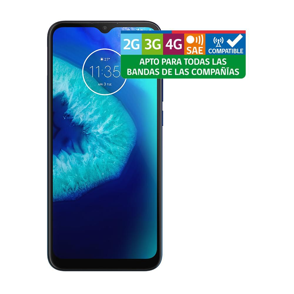 Smartphone Motorola Moto G8 Power Lite / 64 Gb / Wom image number 7.0