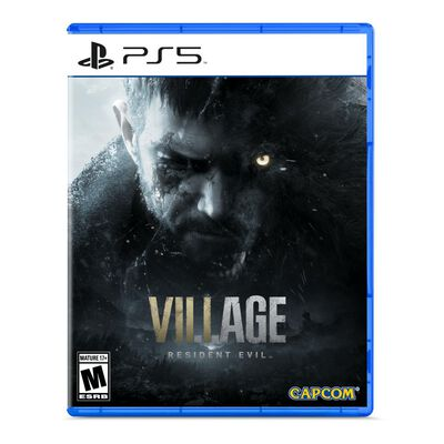 Juego Ps5 Sony Resident Evil Village