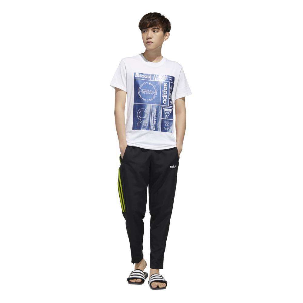 Camiseta Con Estampado Unisex Adidas Culture Pack image number 6.0