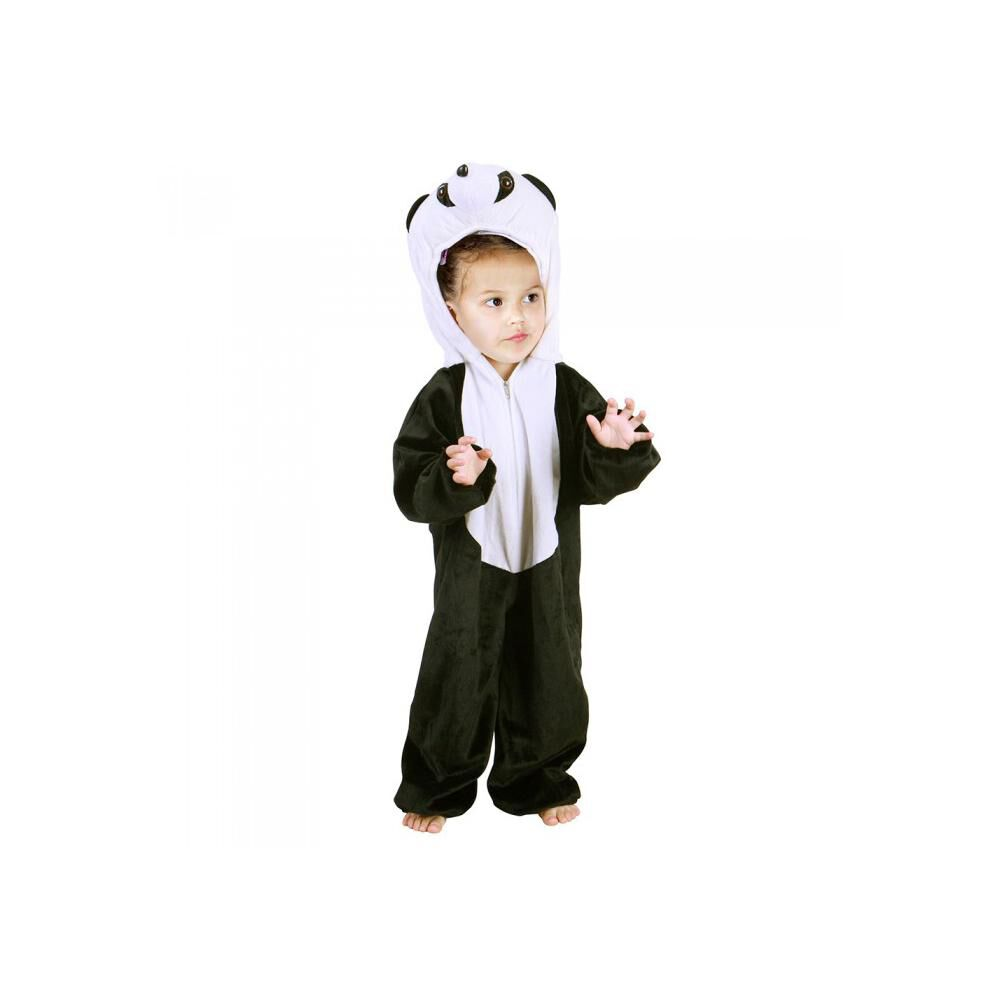 Disfraz Glam Oso Panda Talla S image number 0.0