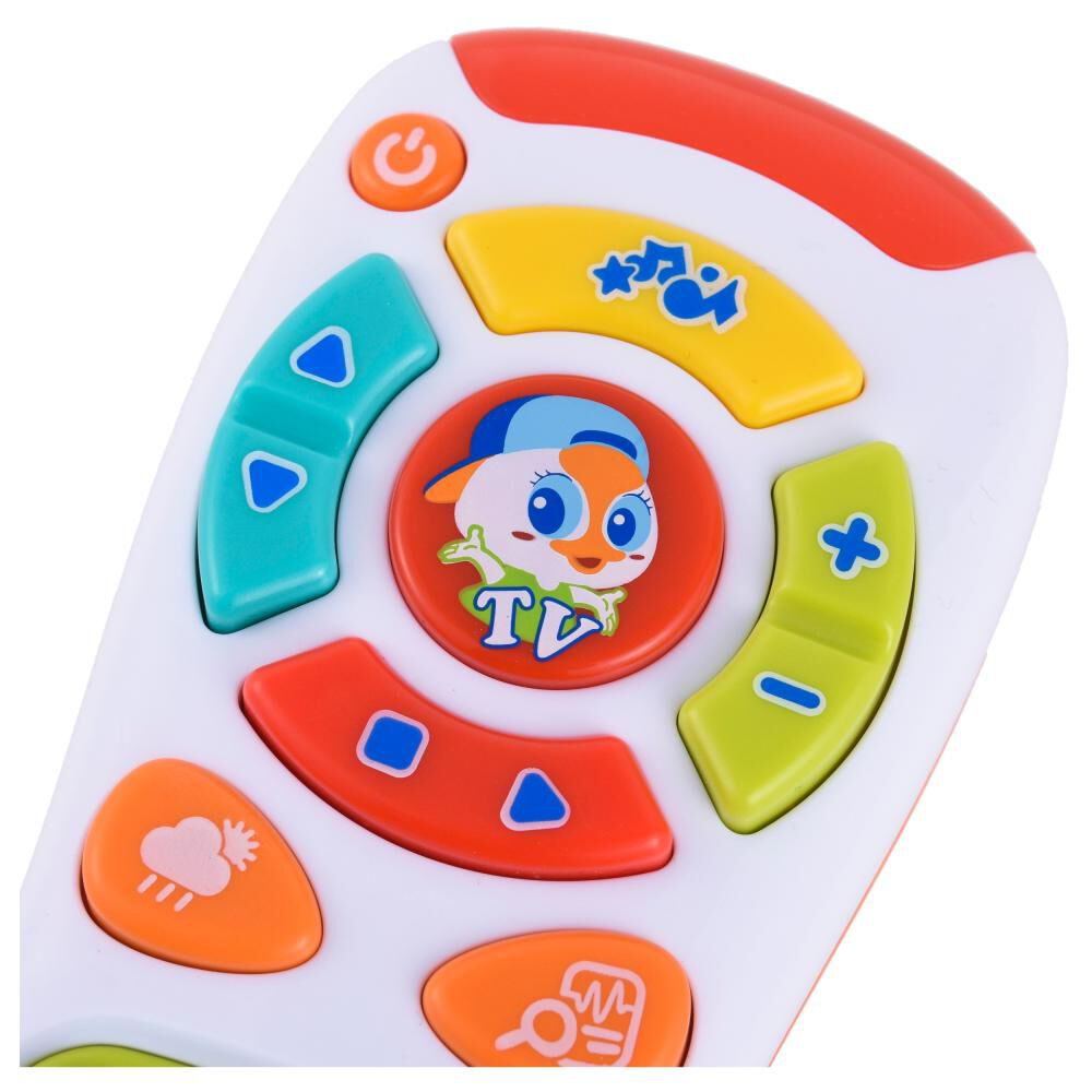 Control Remoto Musical Interactivo Baby image number 1.0