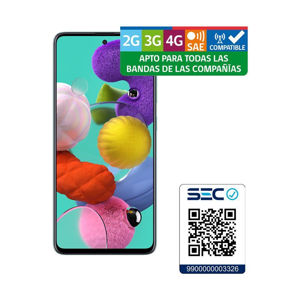 Smartphone Samsung Galaxy A51 128 Gb / Liberado image number 7.0