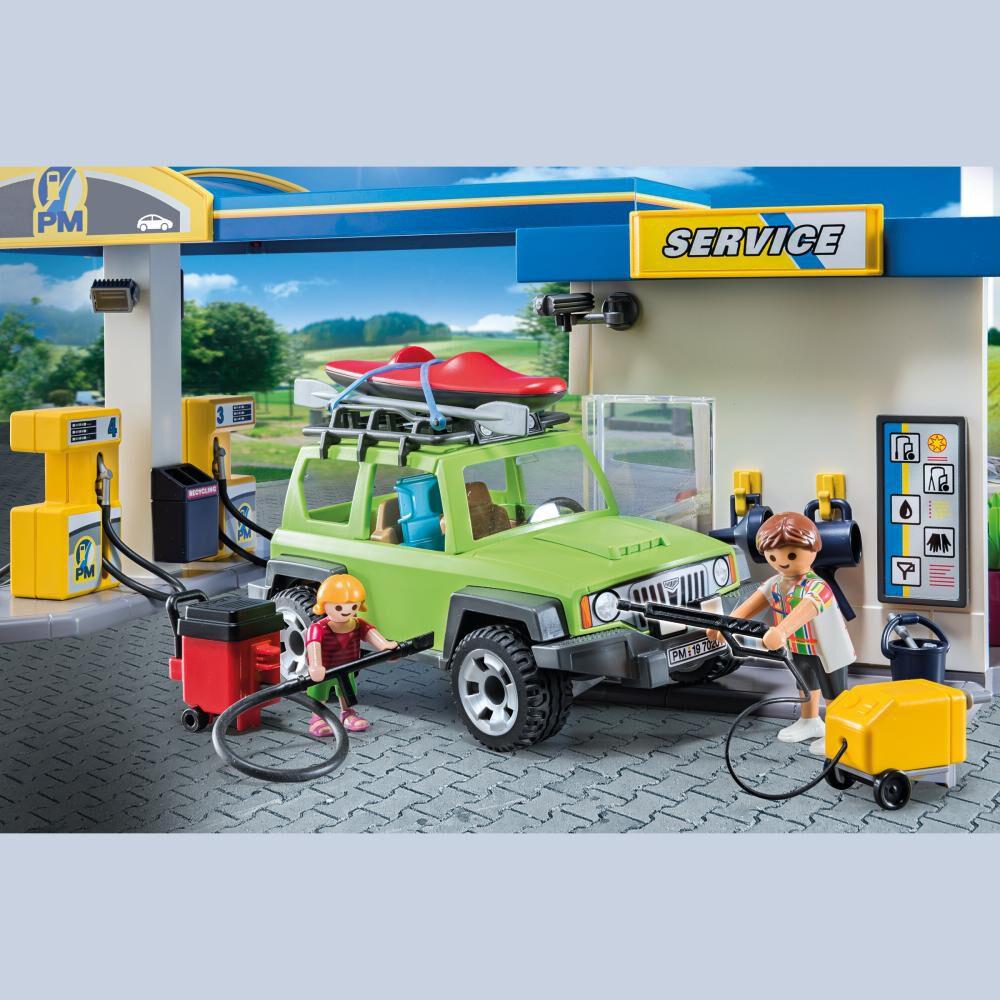Playmobil Gasolinera image number 3.0