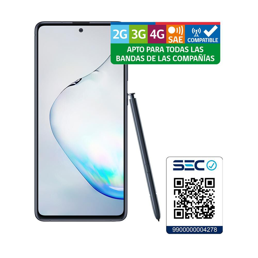 Smartphone Samsung Note 10 Lite 128 Gb / Liberado image number 4.0