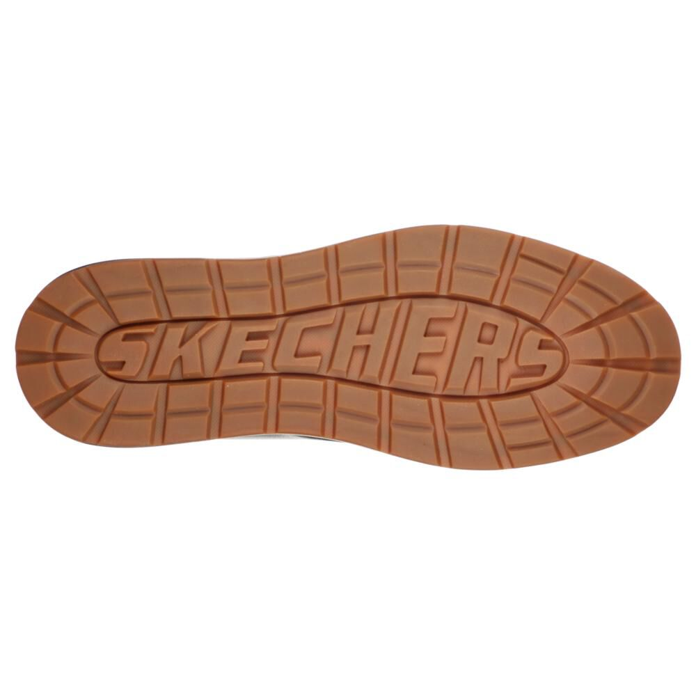 Zapato Casual Hombre Skechers image number 4.0