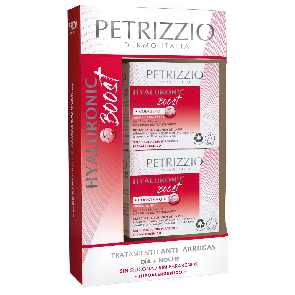 Set De Tratamiento Petrizzio image number 0.0