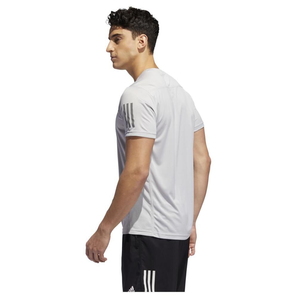 Camiseta Hombre Adidas Own The Run image number 2.0