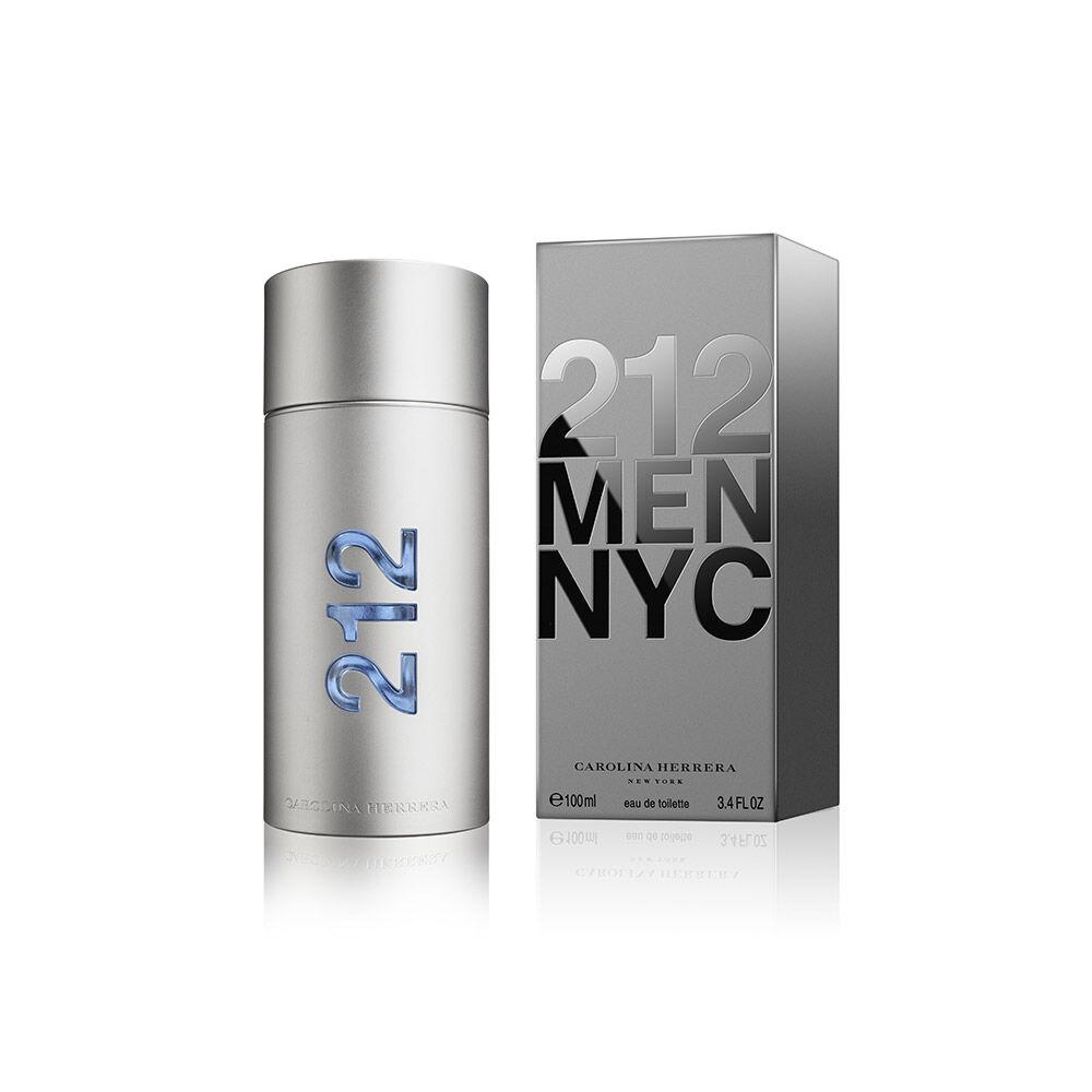 Perfume Carolina Herrera 212 Men Eau De Toilette / 100 Ml / Edt / image number 0.0