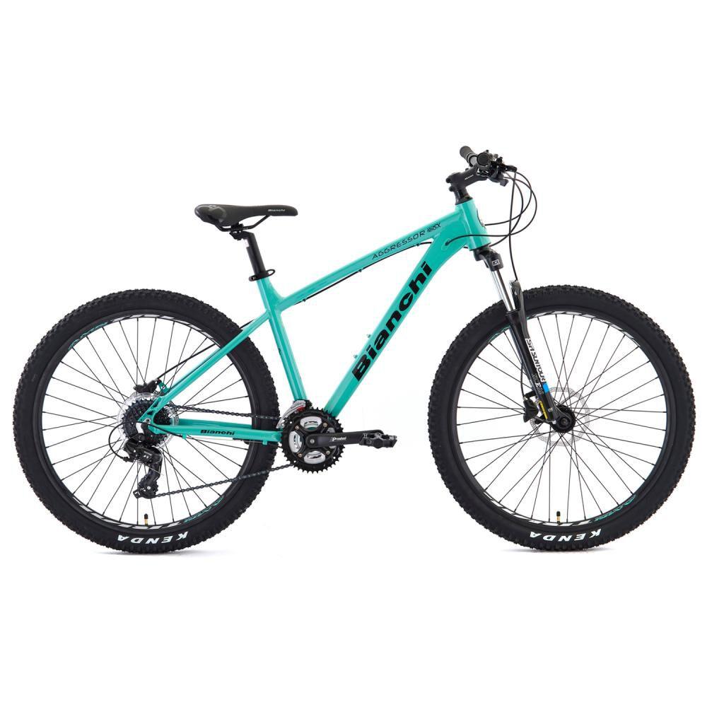 Bicicleta Mountain Bike Bianchi Aggressor Hyd / Aro 27.5 image number 0.0