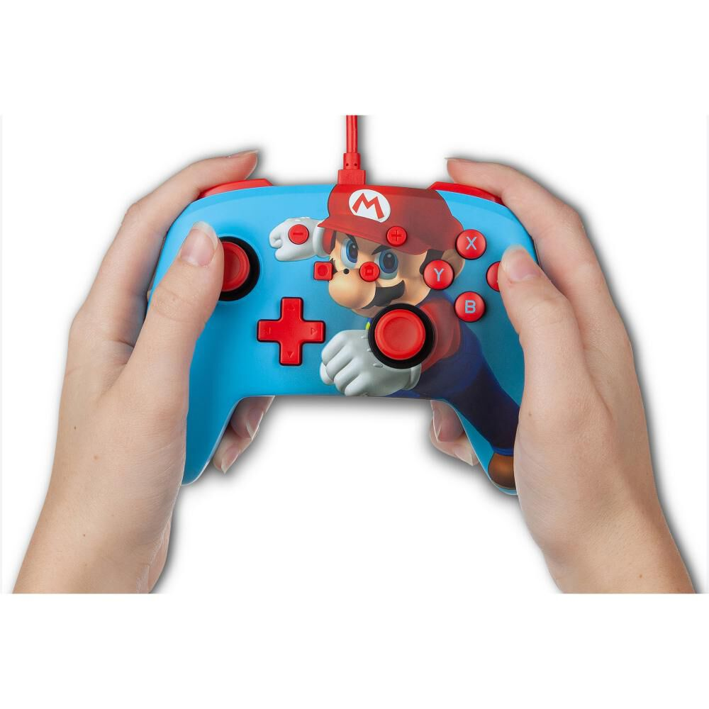 Control Nintendo Switch Nintendo Mario Punch image number 7.0