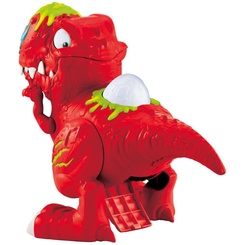 Set De Juguetes Smars Smashers Con Dinosaurio Rex image number 2.0