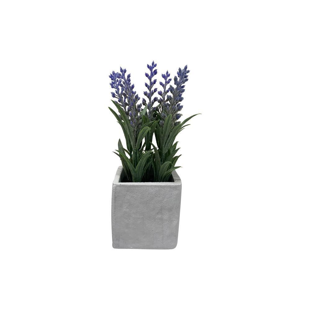 Planta Artificial Belle Noite Lavander 1 image number 0.0