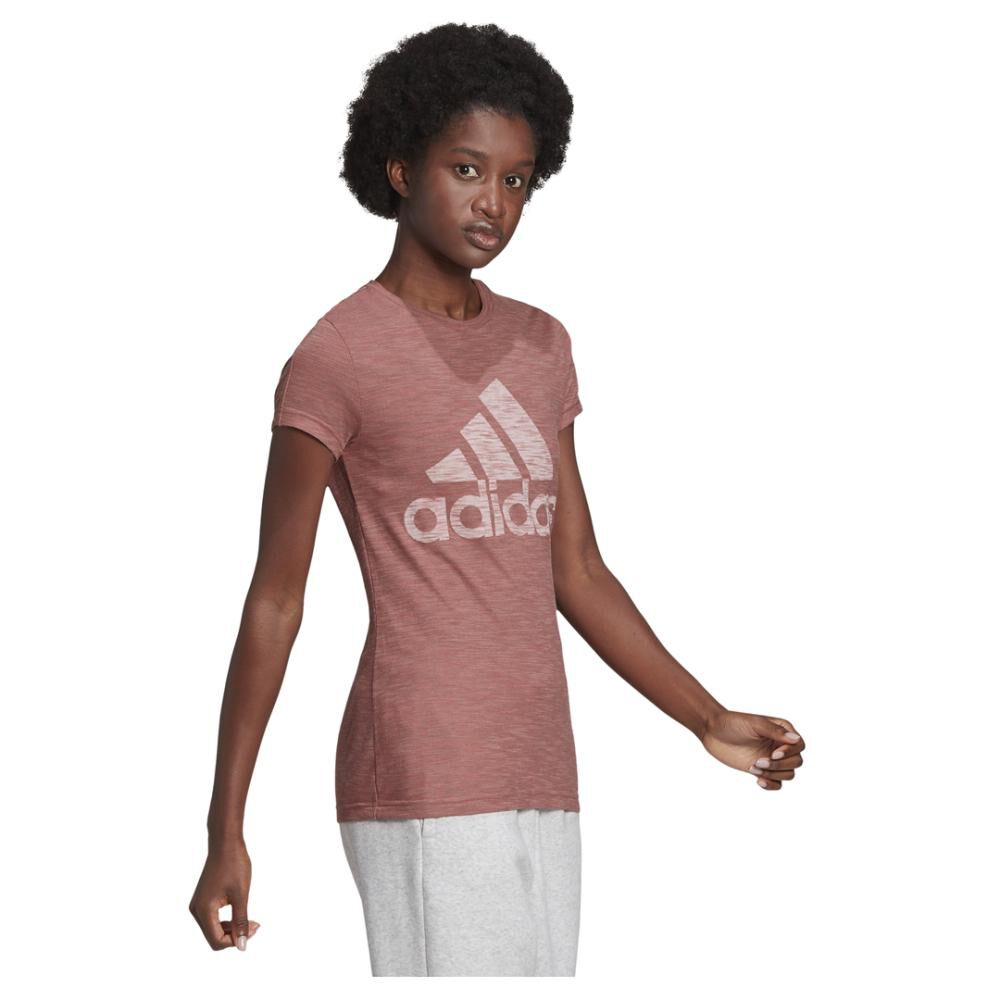 Polera Mujer Adidas Must Haves Winners image number 1.0