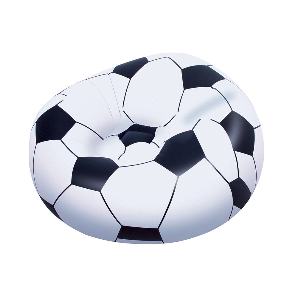 Sillon Inflable Futbol 114 X 112 image number 0.0
